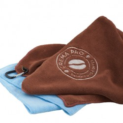 Crema Pro Set Barista Microfiber Cleaning Cloth