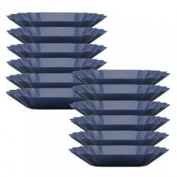 Rhinowares Blue Bean Tray - 12 Pack