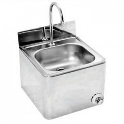 XDOME Sanitary Sink
