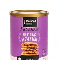 Marchoc almond florentine chocolate drink 500g