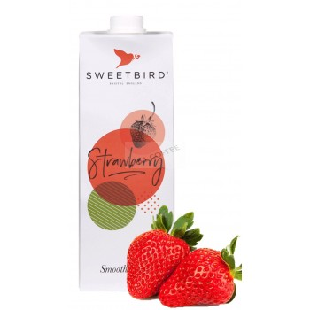 Sweetbird Strawberry Smoothie
