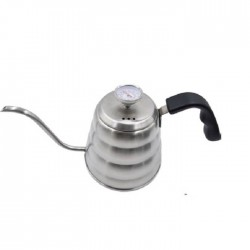 Inox Kettle with Thermometer 1200ml Belogia ktl 010002