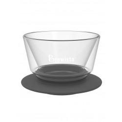 Brewista Smart Dripper™ Flat Bottom Glass Dripper 300ml