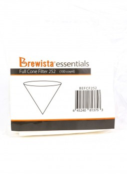 Brewista Essentials V Cone Filters Size 2 (100τμχ)