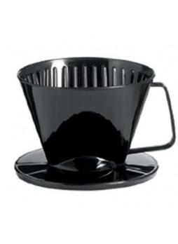 Dripper καφέ με 2 ροές μαύρο