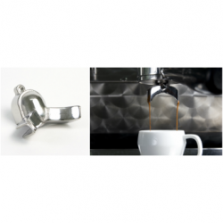 Cafelat Mini Double Spout For all-in-one Portafilters