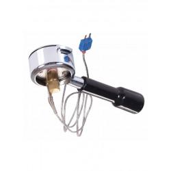 """Porta filter 54mm Dalla Corte with sensor for water temperature measurements """"scase""""."""