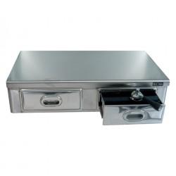 Belogia Coffee drawer Inox 2DR