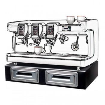 Ronda Coffee Cube Συρταριέρα για μηχανή espresso