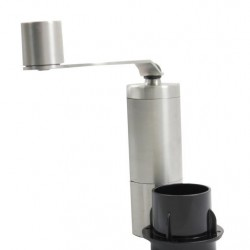 Rhinowares Compact Coffee Grinder With Adaptor Aeropress