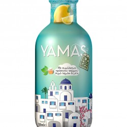 Yamas Green Ice Tea Lemon & Honey