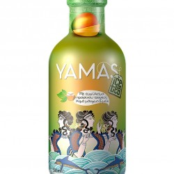 Yamas Green Ice Tea Mango & honey