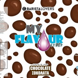 My Flavour Syrup Chocolate 1lt