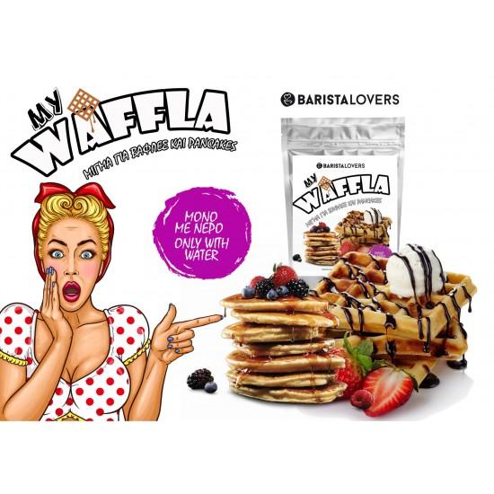 My Waffle Mixture of Waffle and Pancake 2Kg