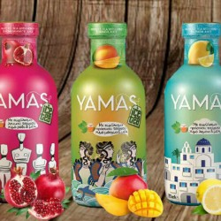 Yamas White Ice Tea Pomegranate & Honey