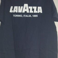 Men Lavazza short sleeves