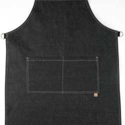 Apron Jean Without Wristband