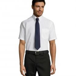 Sol's Brisbane Men's Oxford Short Sleeve Shirt