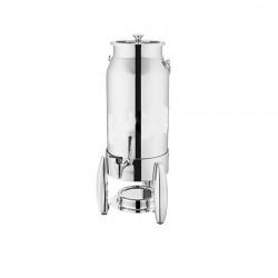 Buffet Milk Dispenser Stailess Steel with Ice Tube milk urn 5Lt