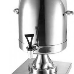 Buffet Milk Dispenser Stailess Steel with Ice Cylinder milk urn 10.5Lt