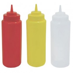 Squeeze Bottle For Ketchup - Mustard - Mayonnaize 32oz 944ml