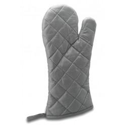 Aluminized cotton oven glove 20pcs