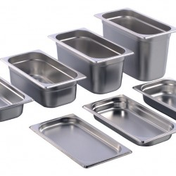 Lacor Container 1/3 Stainless Steel