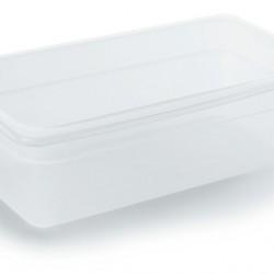 Container 1/4 Polypropylene