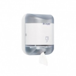 Lucart L-ONE MINI Dispenser for wipers and jumbo toilet paper