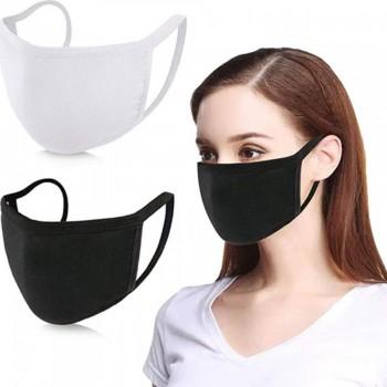 Μάσκα Προστασίας Υφασμάτινη 100% Βαμβακερή