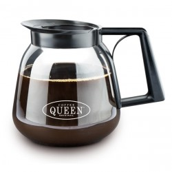 Coffee Queen Glass Coffee Decanter 1,8lt