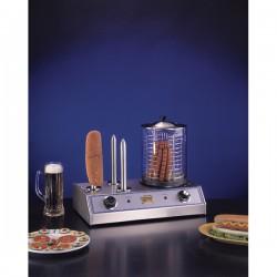 Johny AK/1-AP3 Hot Dog Steamer