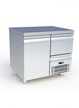 Ψυγείο Πάγκος Συντήρησης Με Συρταρωτή Μηχανή
