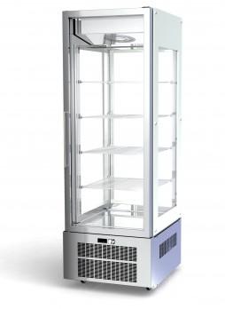Ψυγείο Βιτρίνα Θάλαμος Συντήρησης Με Μία Πόρτα Inox