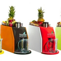 Desktop Juicer of Fruit and Vegetables Vitamini