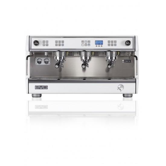 Dalla Corte EVO2 3 Group High Professional Espresso Machine With Multiboiler
