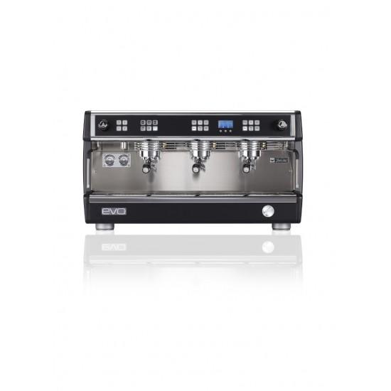 Dalla Corte EVO2 3 Group High Blackboard Professional Espresso Machine With Multiboiler