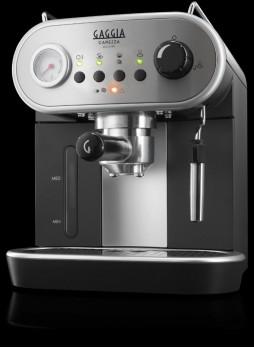 Gaggia Carezza Deluxe Παραδοσιακή Μηχανή Καφέ Espresso Οικίας - Γραφείου