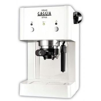 Μηχανή Καφε Espresso Gran Gaggia Style LSB White