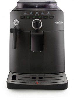 Gaggia Naviglio Black Υπεραυτόματη Μηχανή Καφε Espresso