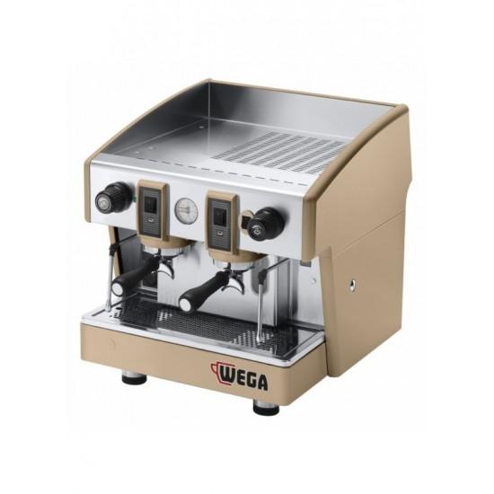 Wega Atlas W01 COMP EPU/2 Professional Espresso Machine With Water Heater System