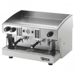 Wega Atlas W01 EVD/2 Professional Espresso Machine With Water Heater System
