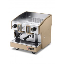 Wega Atlas W01 COMP EVD/2 Professional Espresso Machine With Water Heater System