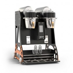 3Temp Brewer Hipster 2Group filter coffee machine