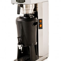 Coffee Queen Mega Gold M Filter Coffee Machine With Thermos