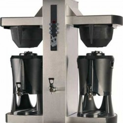 Coffee Queen Tower Double Coffee Filter Machine