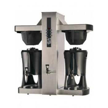 Coffee Queen Tower Διπλή μηχανή καφέ φίλτρου μεγάλων παραγωγικών δυνατοτήτων