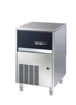 Παγομηχανή Belogia H 38 A HC για παγοκύβους με τρύπα, με αποθήκη 275W