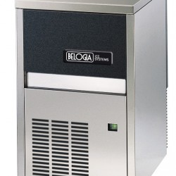 Belogia C29 A HC Ice Machine For Solid Ice Cubes With Storage