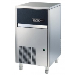 Belogia C72 A HC Ice Machine For Solid Ice Cubes With Storage